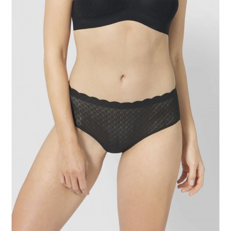 Cueca Sloggi Feel Lace High-Waist